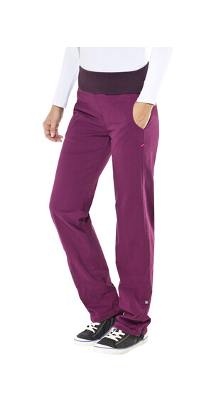 E9 Gianna Story Pants Woman Cyclamen